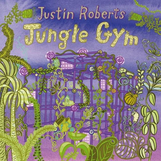 Justin Roberts JUNGLE GYM CD