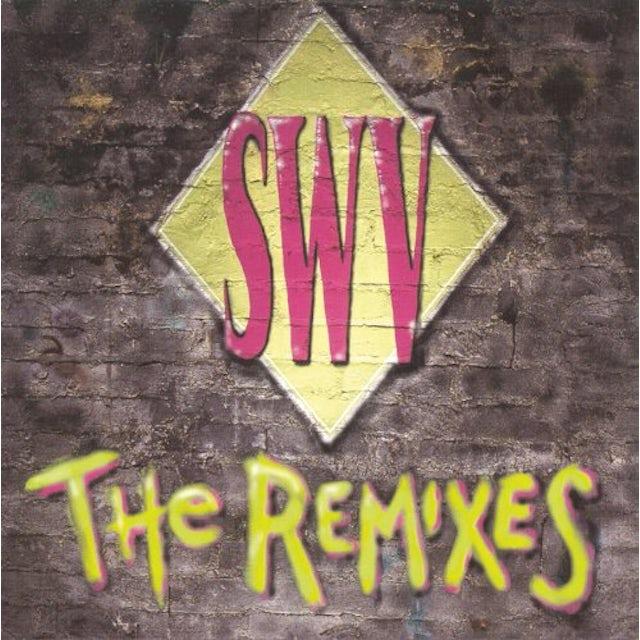 SWV REMIXES CD