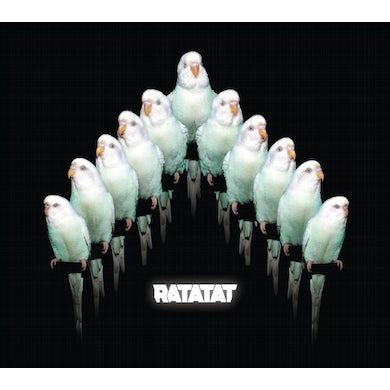 Ratatat LP4 CD