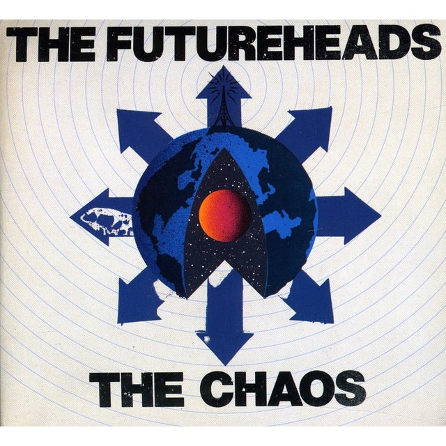The Futureheads CHAOS CD