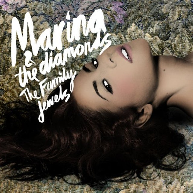 Marina & The Diamonds FAMILY JEWELS CD