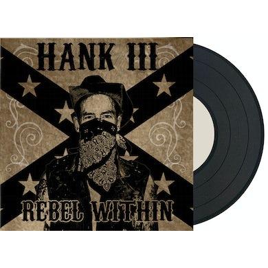 Hank Williams Iii REBEL WITHIN Vinyl Record