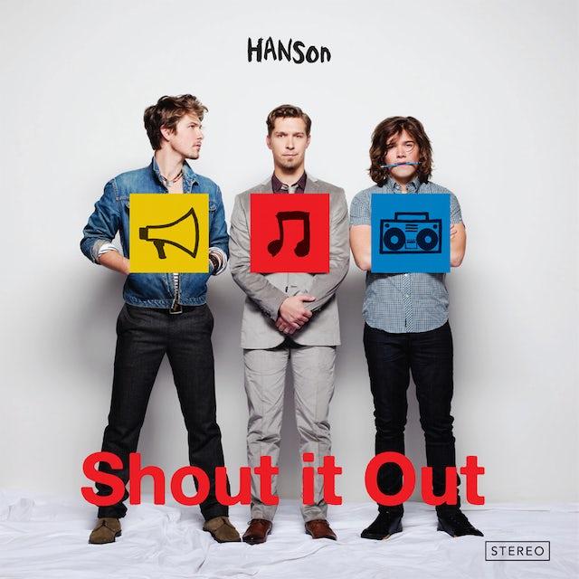 Hanson SHOUT IT OUT CD