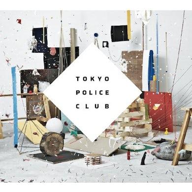 Tokyo Police Club CHAMP CD