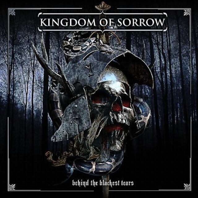 Kingdom Of Sorrow BEHIND THE BLACKEST TEARS Vinyl Record