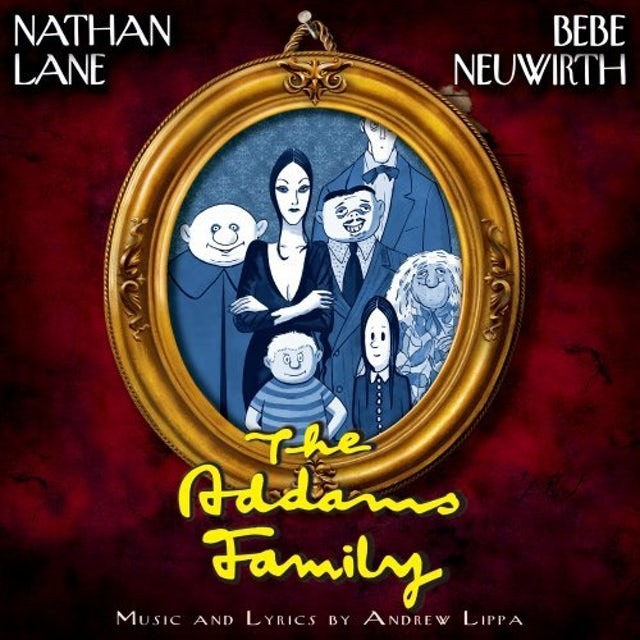 The Addams Family - Original Broadway Cast Recording