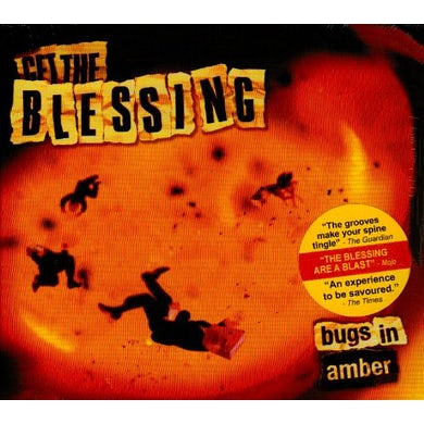 Get The Blessing BUGS IN AMBER CD