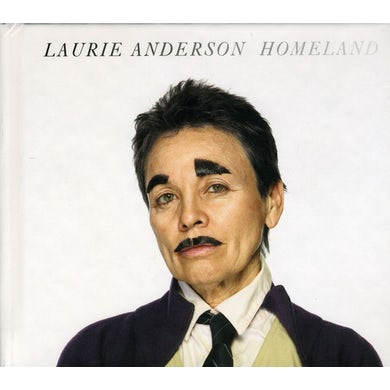 Laurie Anderson HOMELAND CD