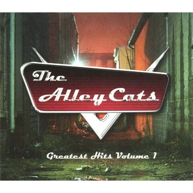 Alley Cats GREATEST HITS CD