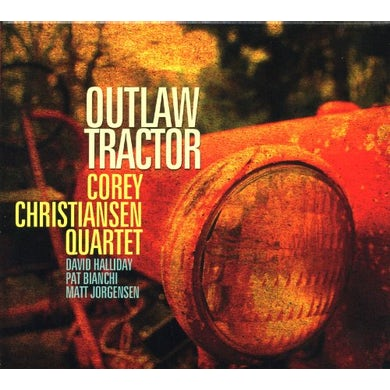 Corey Christiansen OUTLAW TRACTOR CD