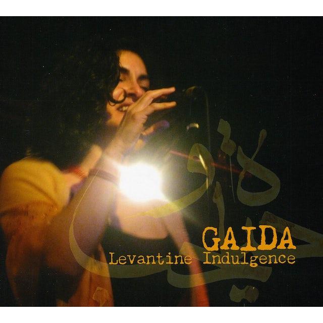 Gaida LEVANTINE INDULGENCE CD