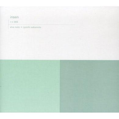 Ryuichi Sakamoto INSEN CD