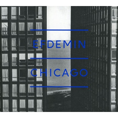 Efdemin CHICAGO CD
