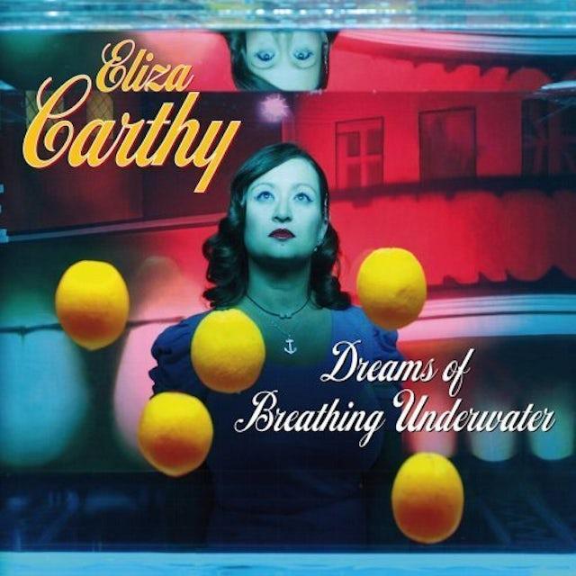 Eliza Carthy DREAMS OF BREATHING UNDERWATER Vinyl Record