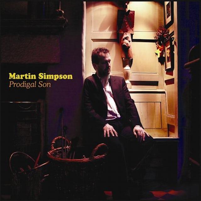 Martin Simpson PRODIGAL SON Vinyl Record