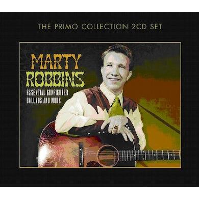 Marty Robbins ESSENTIAL GUNFIGHTER BALLADS & MORE CD