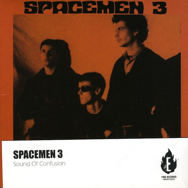 Spacemen 3 SOUND OF CONFUSION CD