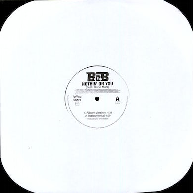 B.O.B NOTHIN ON YOU / AIRPLANES Vinyl Record