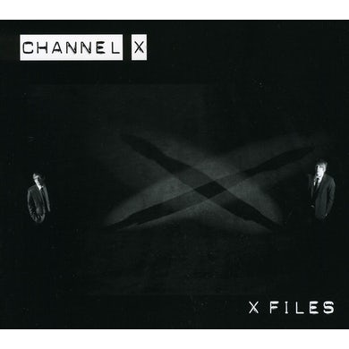 Channel X X FILES CD