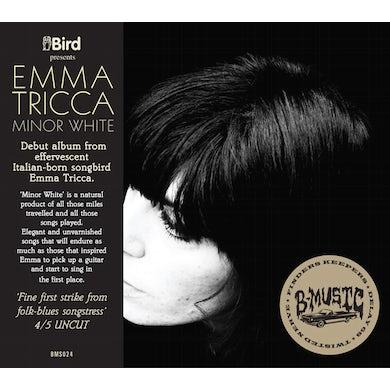 Emma Tricca MINOR WHITE CD