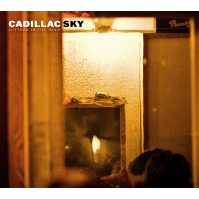 Cadillac Sky LETTERS IN THE DEEP CD