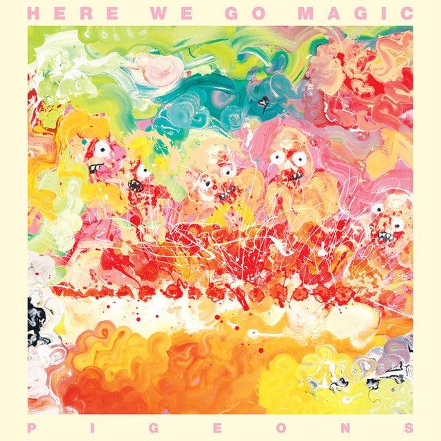 Here We Go Magic PIGEONS Vinyl Record