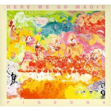 Here We Go Magic PIGEONS CD