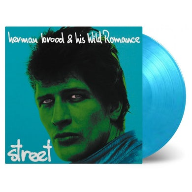 Herman Brood STREET Vinyl Record - Remastered, 180 Gram Pressing