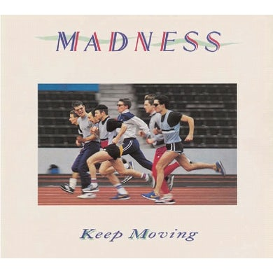 Madness KEEP MOVING CD