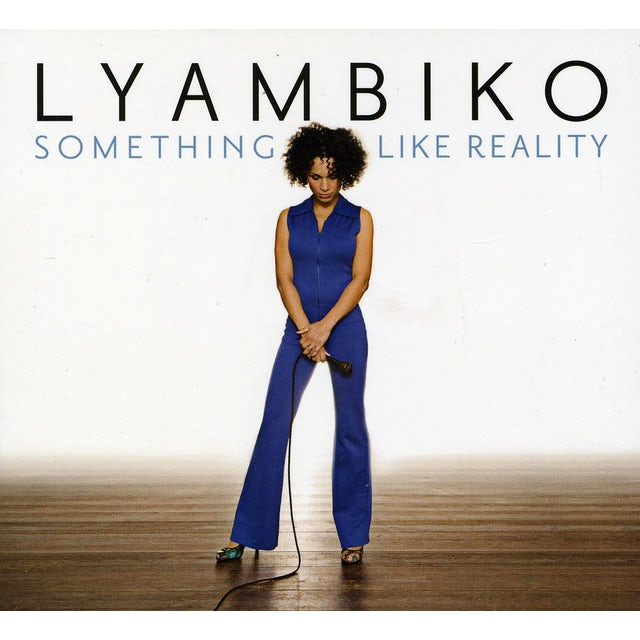 Lyambiko SOMETHING LIKE REALITY CD