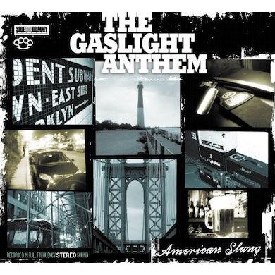 The Gaslight Anthem AMERICAN SLANG CD