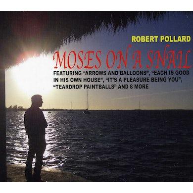 Robert Pollard MOSES ON A SNAIL CD