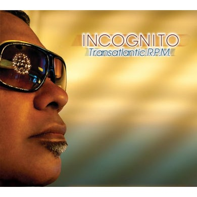 Incognito TRANSATLANTIC RPM CD