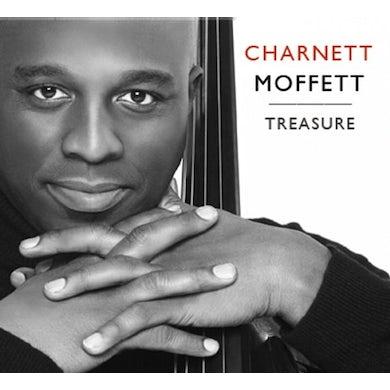 Charnett Moffett TREASURE CD