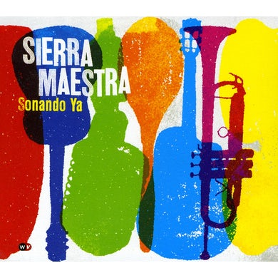Sierra Maestra SONANDO YA CD