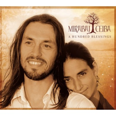 Mirabai Ceiba HUNDRED BLESSINGS CD
