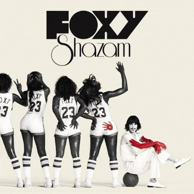 Foxy Shazam CD