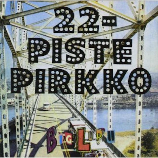 22 Pistepirkko BIG LUPU CD
