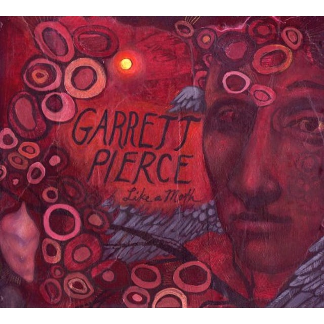 Garrett Pierce LIKE A MOTH CD