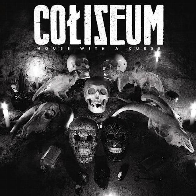 Coliseum HOUSE WITH A CURSE Vinyl Record