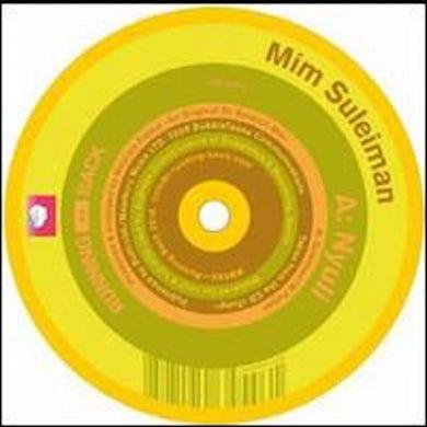 Mim Suleiman NYULI Vinyl Record