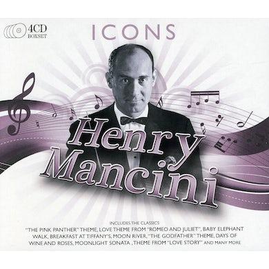 Henry Mancini ICONS CD