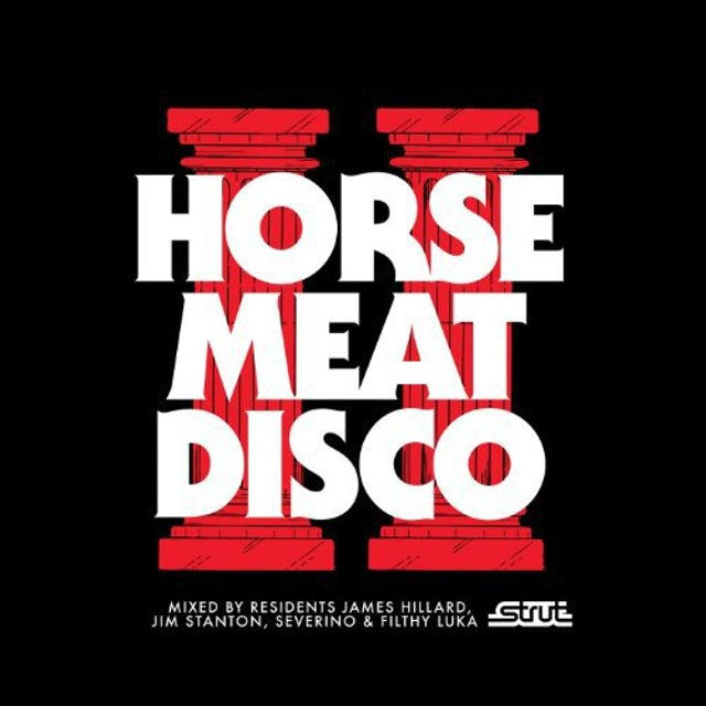 HORSE MEAT DISCO 2 / VARIOUS Vinyl Record