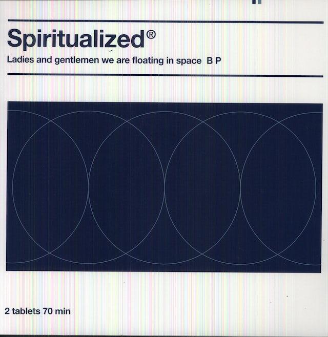 Spiritualized LADIES & GENTLEMEN WE ARE FLOATING IN SPACE Vinyl Record