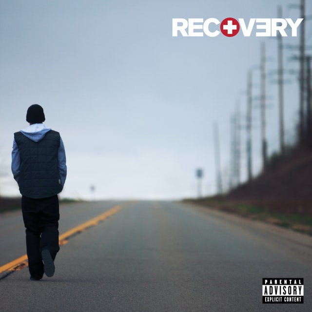 Eminem RECOVERY Vinyl Record