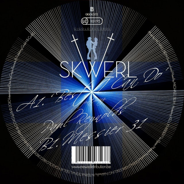 Skwerl BEST I CAN DO Vinyl Record