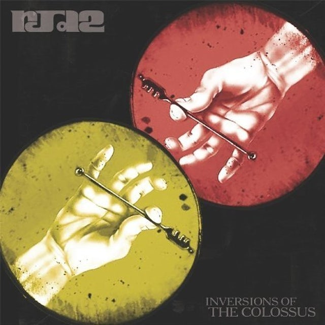 Rjd2 INVERSIONS OF THE COLOSSUS Vinyl Record