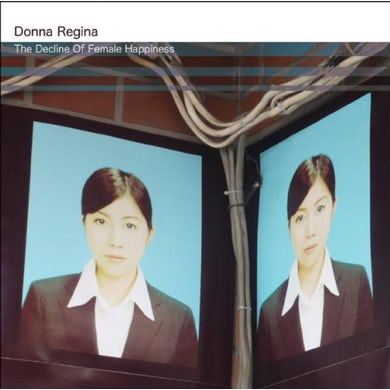 Donna Regina DECLINE OF FEMALE HAPPINESS CD
