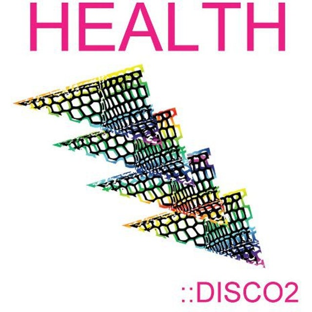 HEALTH / DISCO2 Vinyl Record
