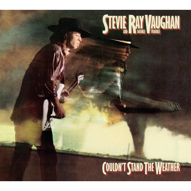 Stevie Ray Vaughan COULDN'T STAND THE WEATHER: LEGACY EDITION CD